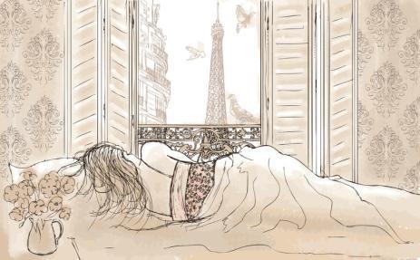 woman-sleeping-paris-19283419