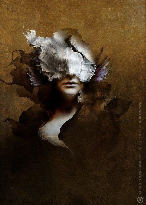 kubicki-woman-digital-art-portrait-computer-painting-photoshop-female-design